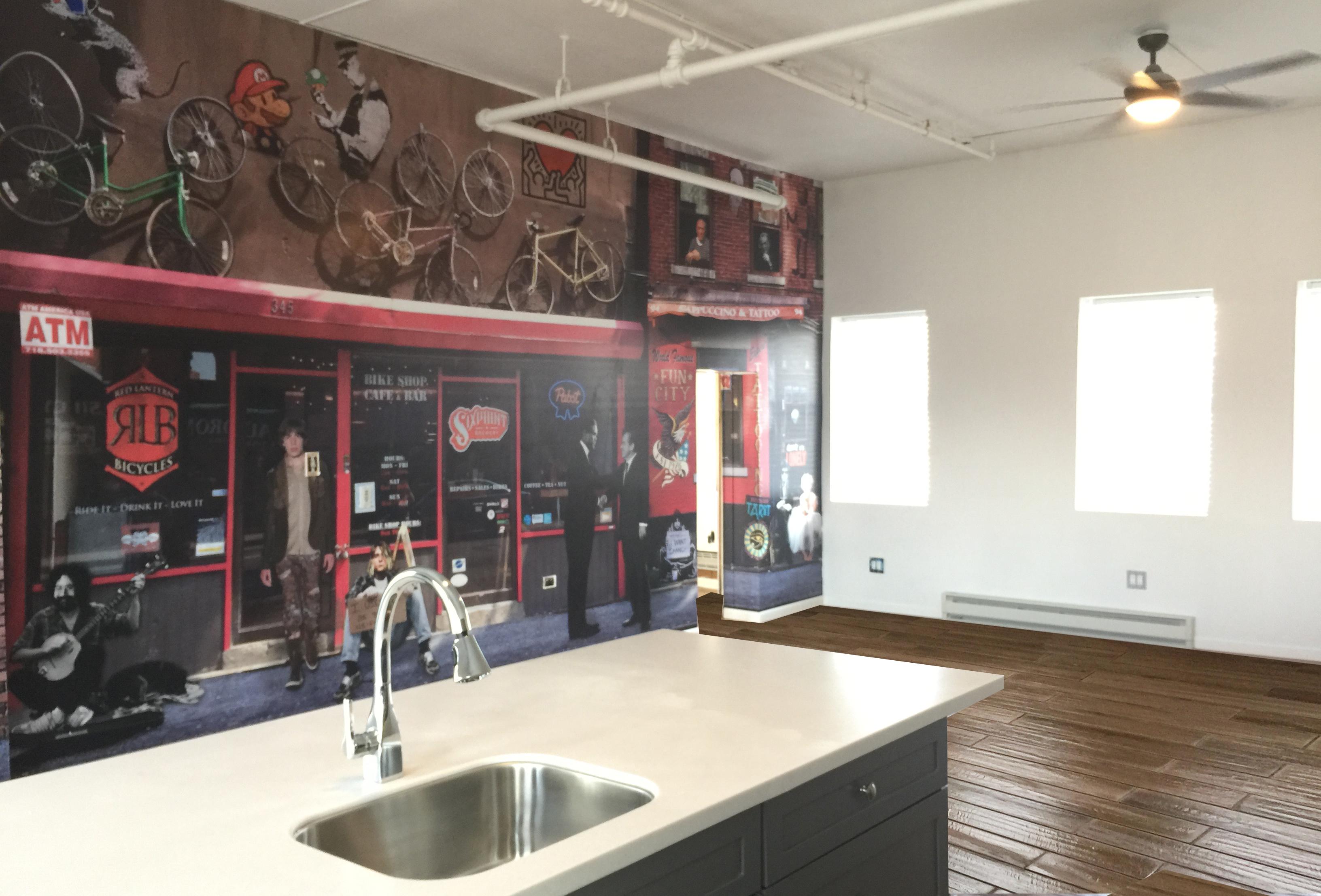 Kerry Potter, Architect » Executive Office Suite